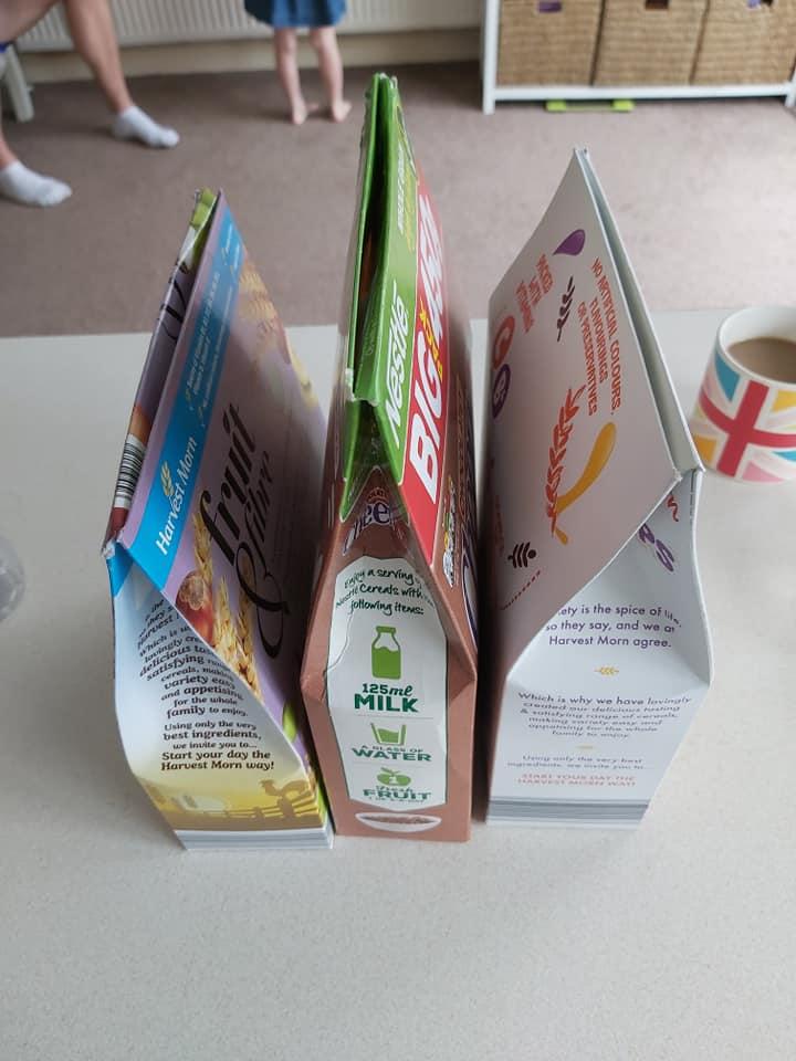 Фото №9 - Британка предложила лайфхак, как правильно закрывать коробки с крупами и хлопьями. Видео набрало 3,5 миллиона просмотров