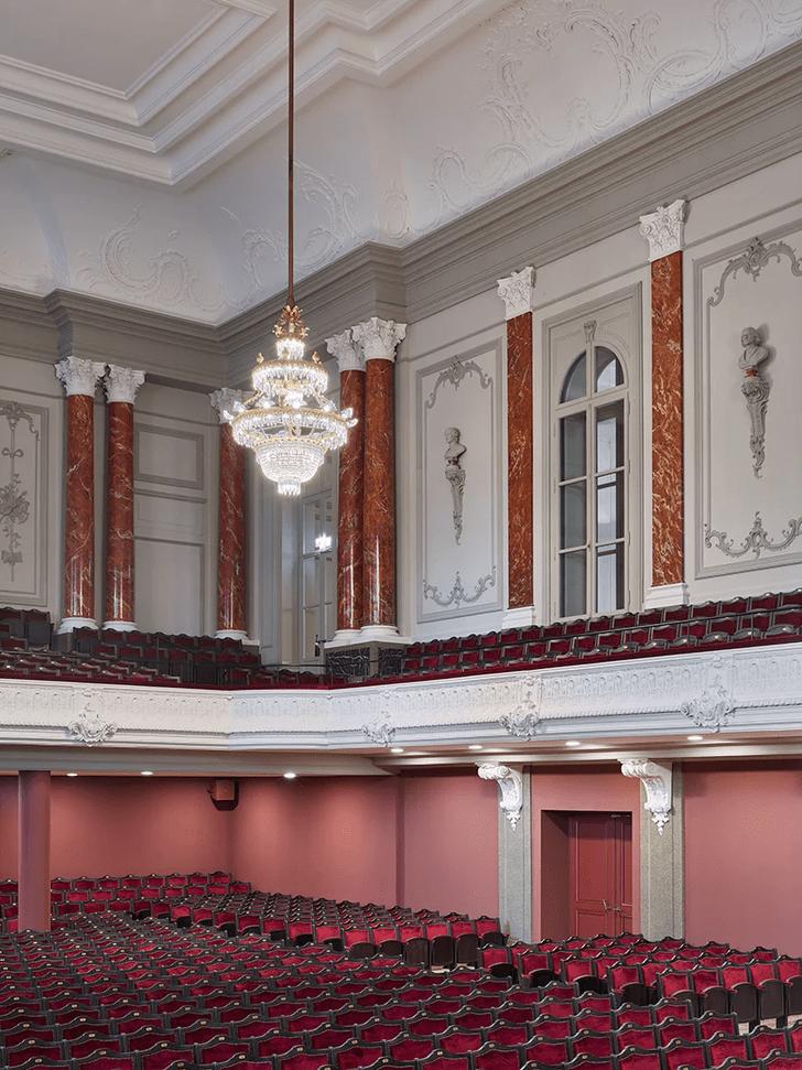 Фото №5 - Herzog & de Meuron: реконструкция концертного зала XIX века