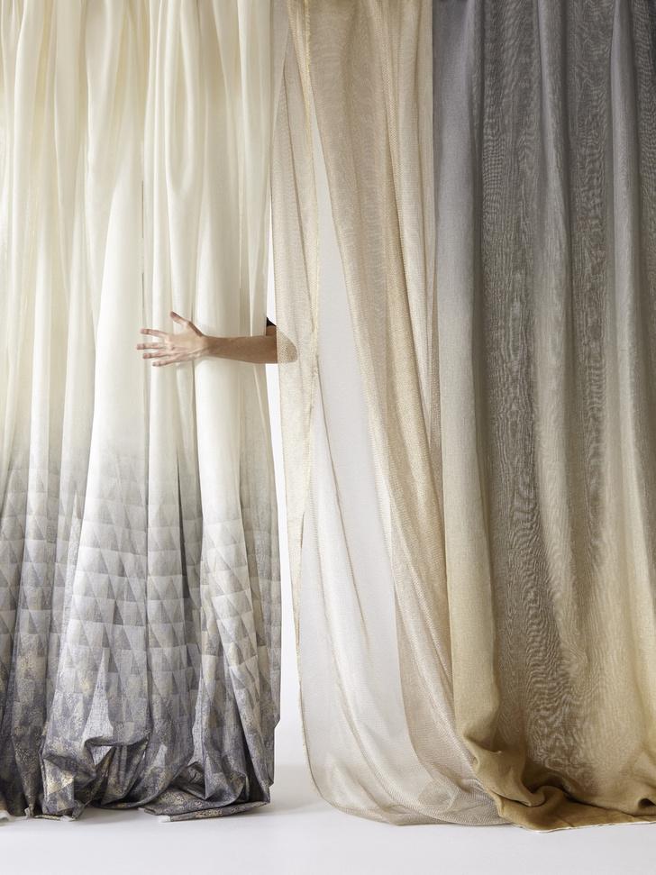 Фото №2 - Touch me: лучшие интерьерные ткани сезона