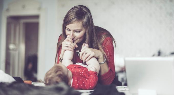 Быть мамой в России