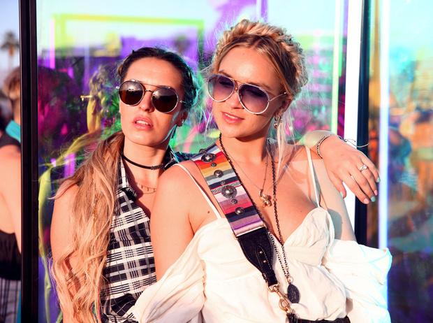 Фото №32 - Как фестиваль Coachella стал модной неделей для миллениалов