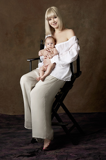 Фото №2 - Натали, Евгений: «Женщина – значит радость!»