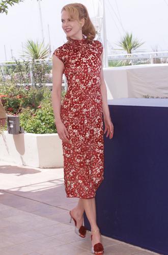 Фото №14 - Королева Канн: все модные образы Николь Кидман за историю кинофестиваля