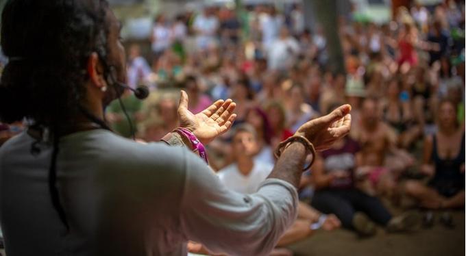 Медитация: путь к настоящему себе