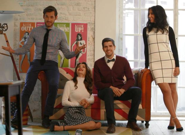 Фото №1 - Как мы снимали Клэп, Вэй, Микуса и Усачева для ноябрьского номера Elle Girl