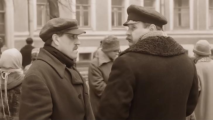 Фото №22 - 22 незаметные роли в популярных российских фильмах, которые исполнили сами режиссеры