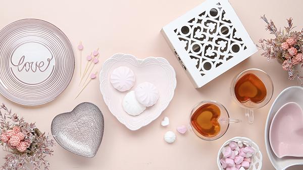 Фото №1 - День святого Валентина: нежное настроение от KüchenLand Home