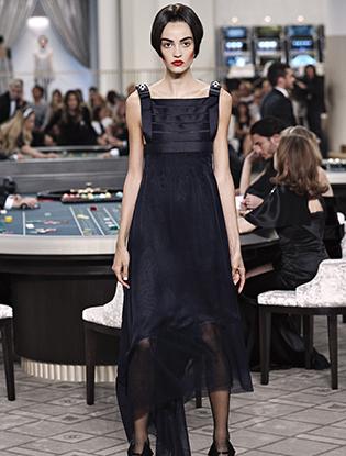 Фото №47 - Неделя Высокой моды в Париже: Chanel FW2015/16