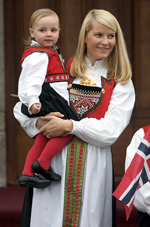 Фото №29 - Принцесса Ингрид Александра, наследница трона Норвегии: история в фотографиях