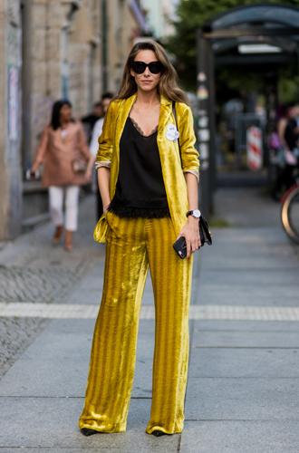 Фото №3 - Velvet dreams: учимся носить бархат правильно