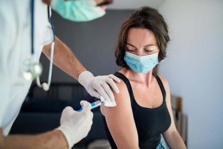 прививка от коронавируса противопоказания