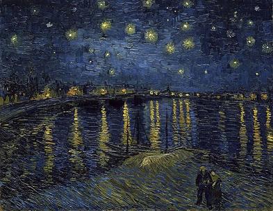 Фото №7 - Тест: Выбери картину Ван Гога и узнай, какого цвета твоя душа