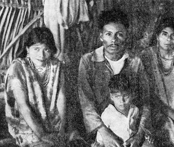 Фото №5 - Масатеки живут в джунглях