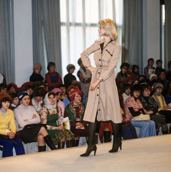 Фото №2 - Когда наши женщины стали носить брюки, кто превратил Брежнева в дэнди: тайное закулисье советской моды