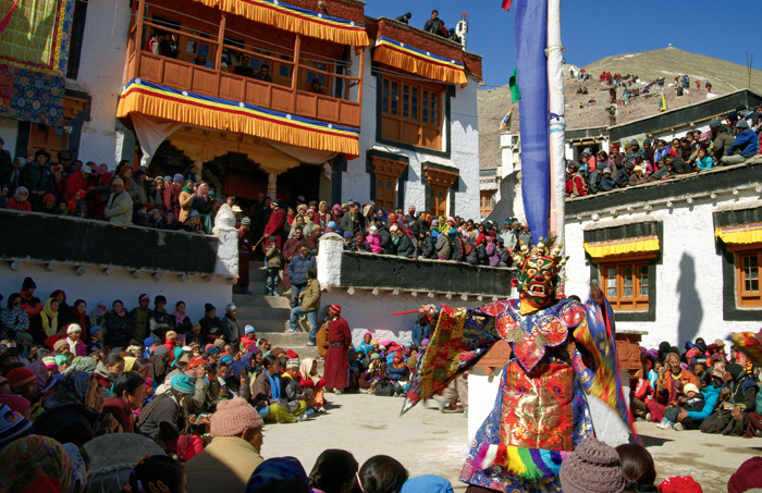 Фото №3 - Дорогами Будды: репортаж из новогоднего Тибета