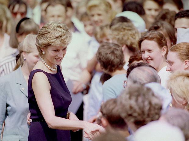 Фото №1 - Диана в Москве: как прошел единственный визит принцессы в Россию