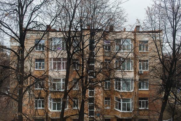 Даже спустя почти 100 лет после постройки эти дома выглядят интересно