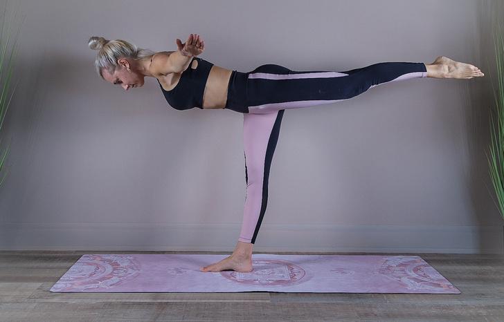 Фото №3 - Как превратить мамину йогу в увлекательное приключение для ребенка