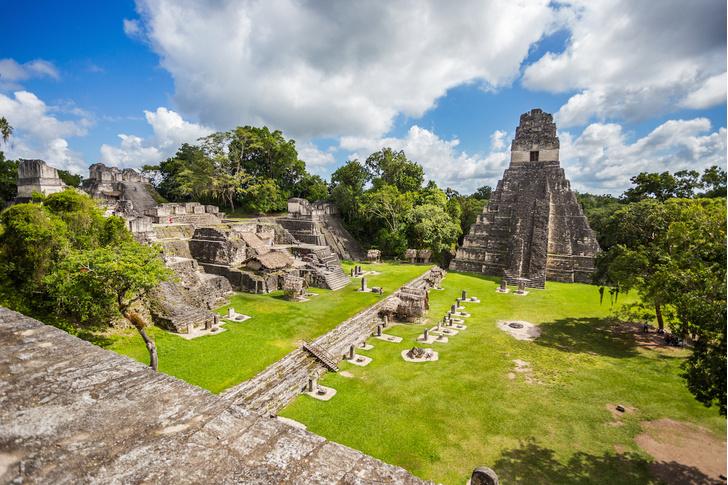 Фото №1 - Названа причина исчезновения цивилизации майя