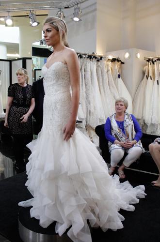 Фото №21 - Мода на белое: история традиционного наряда невесты