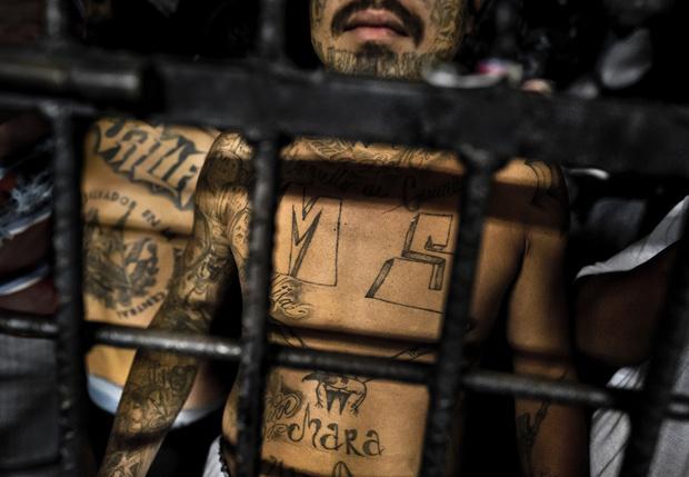 Фото №1 - В Сальвадоре из-за карантина начался разгул преступности. Президент пообещал бандам расстрелы и тесные клетки