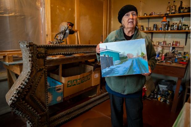 Галина Петровна прожила всю сознательную жизнь в Николаевке. Уезжать отсюда отказалась наотрез
