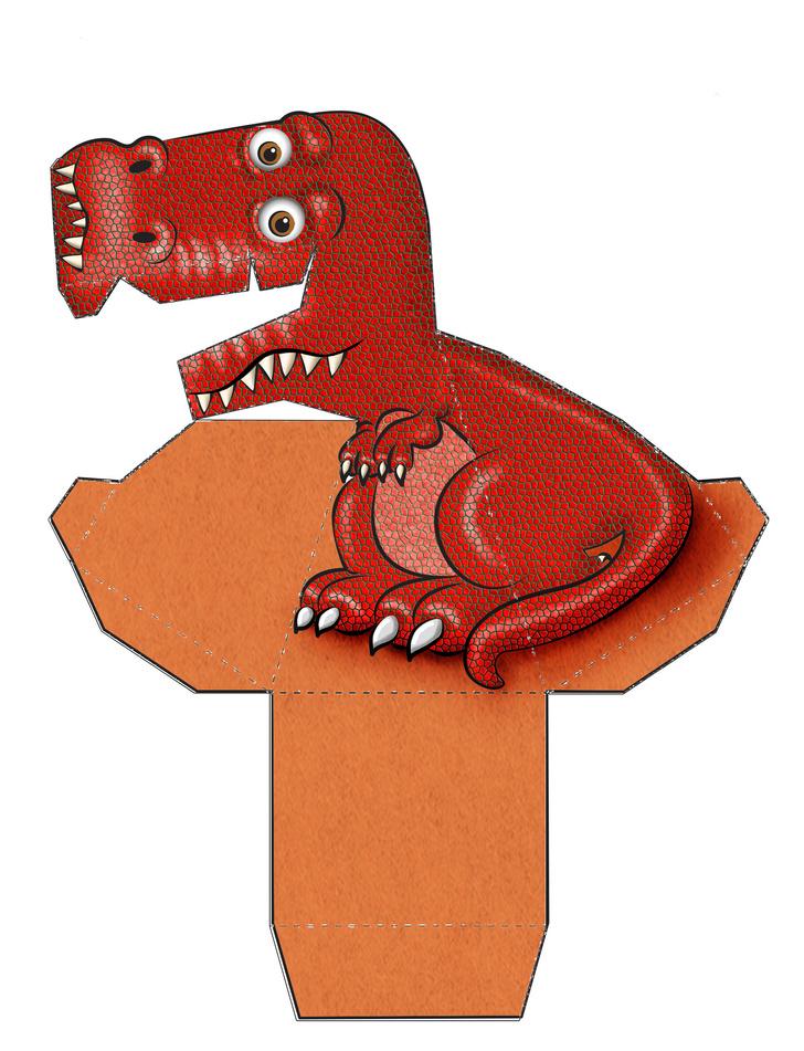 Фото №2 - Как самому сделать 3D-иллюзию «дракон Гарднера» (видео)