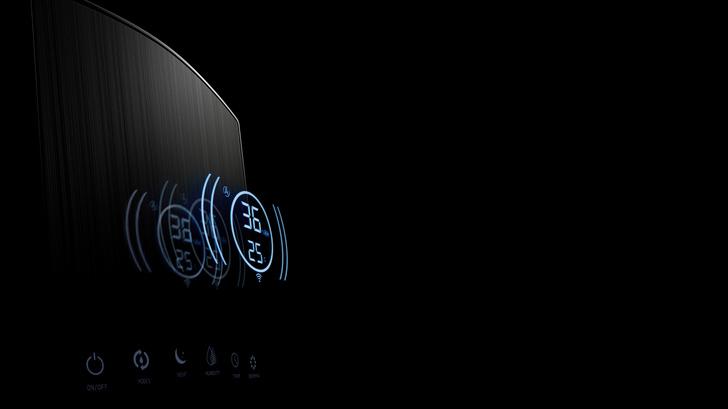 Фото №1 - Пять плюсов Wi-Fi-управления увлажнителем воздуха