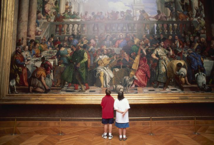Как пробудить в ребенке художественный вкус