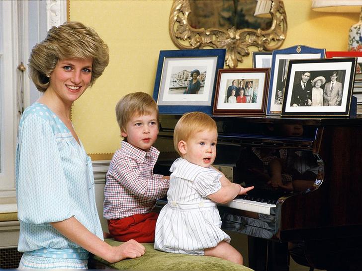 Фото №1 - Убежище Дианы: каким был дом принцессы Уэльской