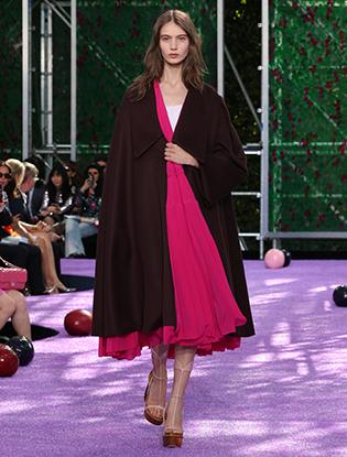 Фото №10 - Неделя Высокой моды в Париже: Dior Couture AW2015/16