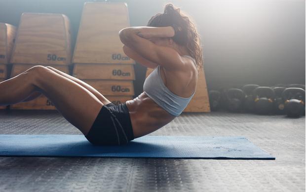 Фото №2 - Что происходит с телом во время высокоинтенсивной тренировки