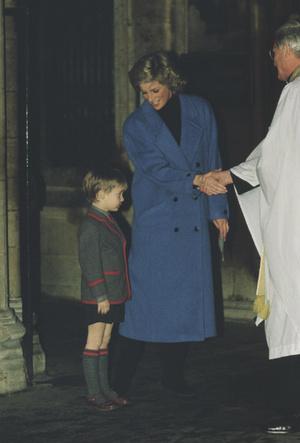 Фото №2 - Вечная боль: как гибель Дианы повлияла на отношения Уильяма с его детьми