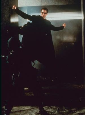 Фото №6 - Монро vs Хепберн и Дэвид Духовны в роли Нео: 10 легендарных фильмов, которые могли быть другими