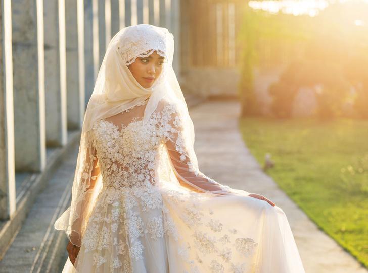 Фото №2 - Арабская сказка: самые необычные традиции восточных свадеб