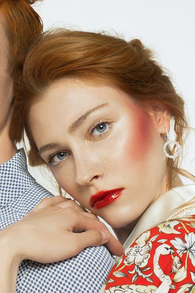 Фото №6 - В стиле «Ривердейла»: как повторить макияж Шерил Блоссом
