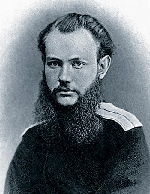 Фото №4 - Как князь Кропоткин из тюрьмы бежал