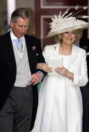 Фото №2 - Кошмар невесты: самый большой страх Камиллы перед свадьбой с Чарльзом