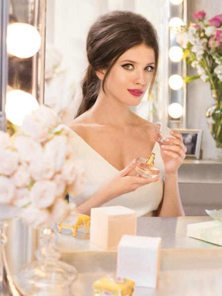 Фото №1 - Анна Чиповская стала лицом аромата Cherish от Avon