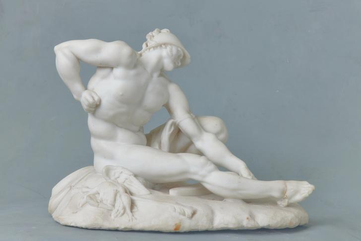 Фото №2 - «(Не)подвижность»: русская классическая скульптура в Санкт-Петербурге
