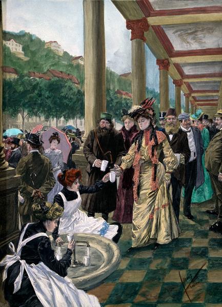 Фото №1 - История самой преданной любви 19 века: Тютчев и «божественная Амалия»