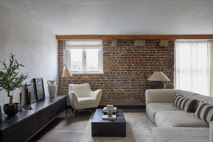 Фото №1 - Квартира в помещении бывшего склада в Лондоне