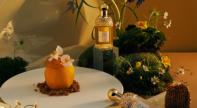 Guerlain отмечает Всемирный день пчел