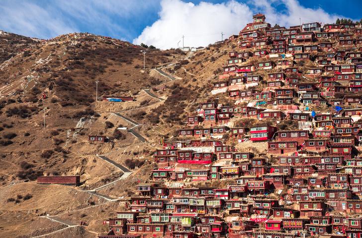 Фото №1 - Долина монахов