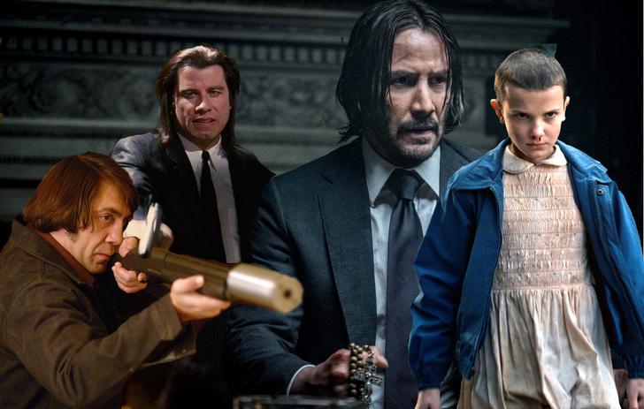Фото №1 - График: сколько убийств на счету персонажей популярных фильмов и сериалов