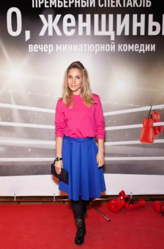 Фото №7 - Гости премьеры комедии «О, женщины!» в Театре Эстрады