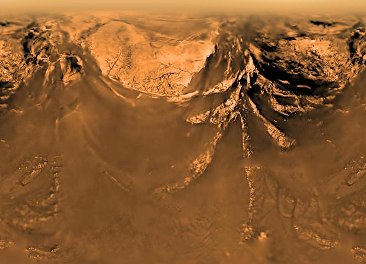 Фото №5 - 4 самых многообещающих места Солнечной системы для наличия внеземной жизни