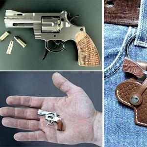 Фото №1 - Американцам запретили покупать ружья