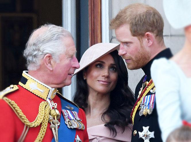 Фото №4 - Судьба Меган Маркл в королевской семье