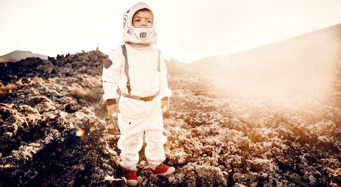Первый город на Марсе может быть построен через 33 года. И вот каким он будет